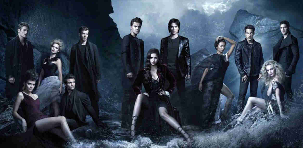 Claire Holt Reveals Her Favorite Former Co-Stars on The Vampire Diaries