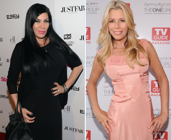 Real Housewives of New York's Aviva Drescher Defends Mob Wives' Renee Graziano