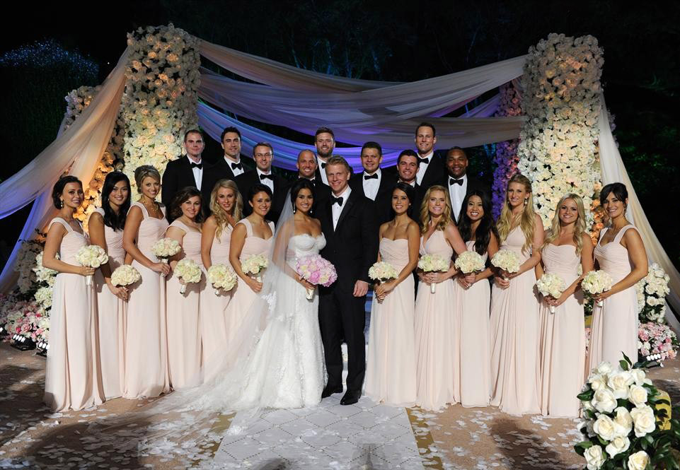 The Bachelor Sean Lowe and Catherine Giudici's Wedding Ratings Are In! How'd It Do?