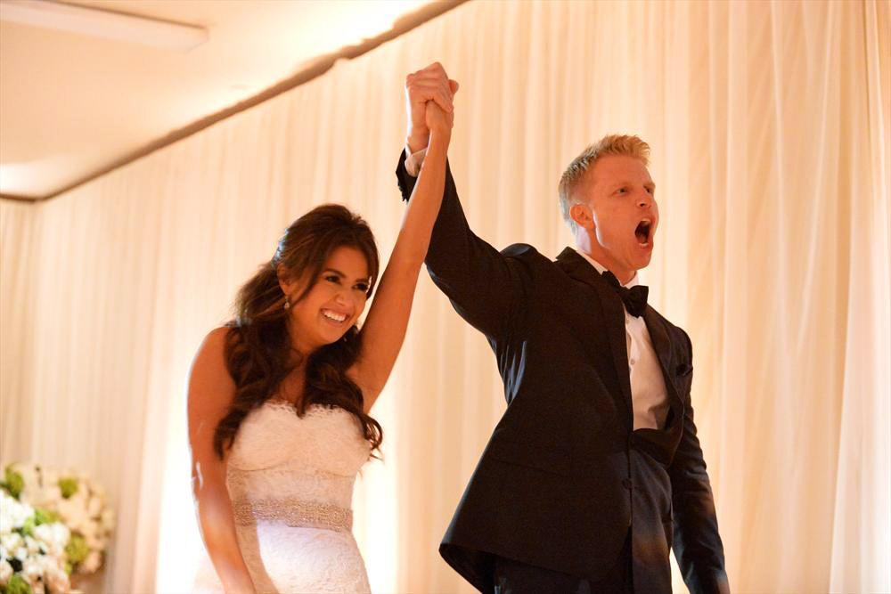 "Sean Lowe and Catherine Giudici's Wedding: Co-Star So ""Wasted,"" Producers Intervened? Report"
