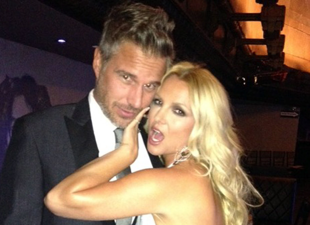 Britney Spears's Ex-Fiance Jason Trawick Gains Weight — See Shocking Shirtless Pic!