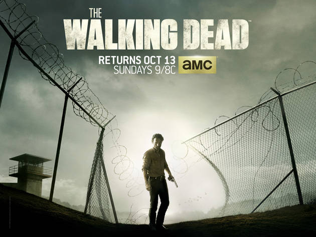 AMC Confirms The Walking Dead Season 5 Premiere in October 2014, Renews Talking Dead