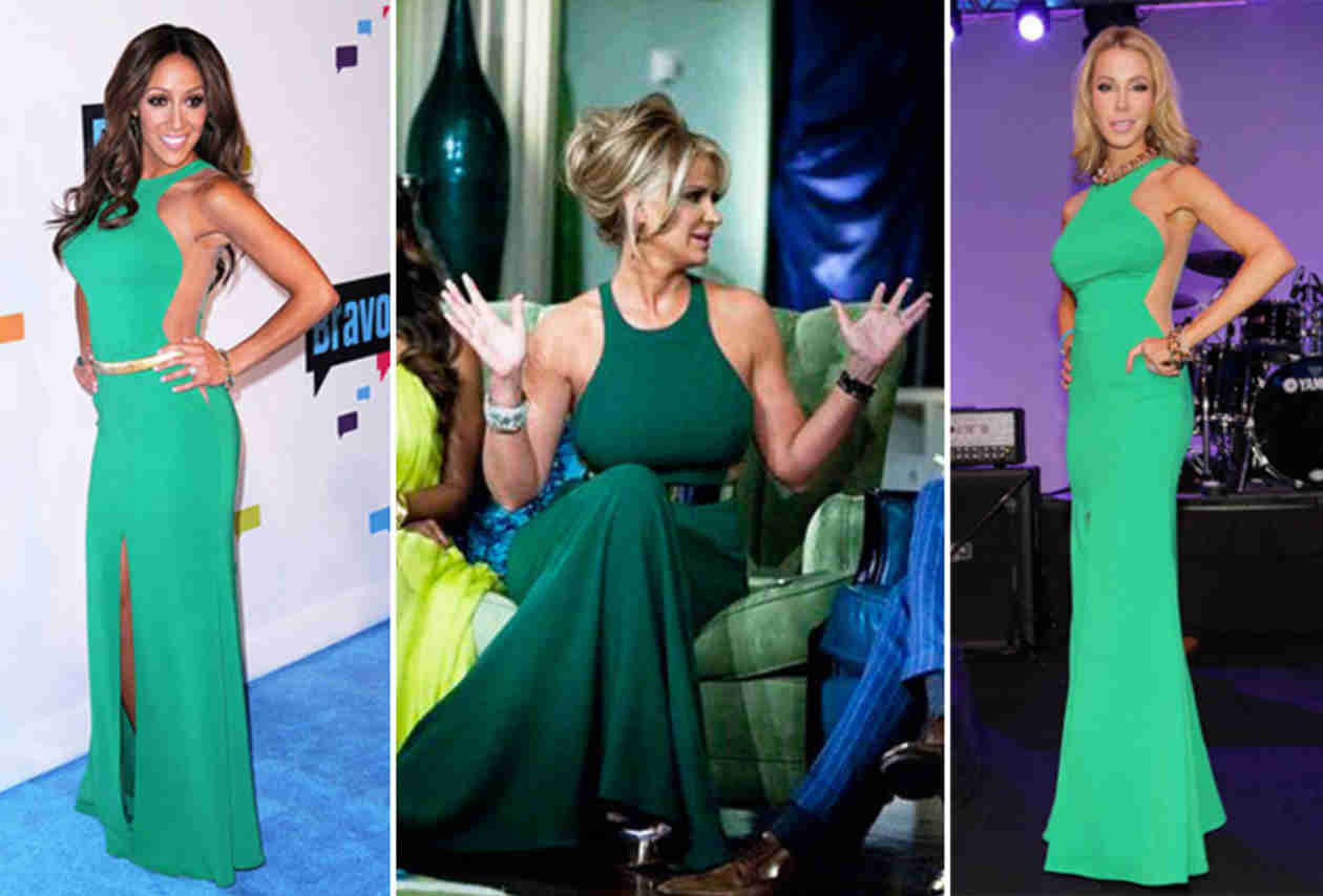 Yolanda Foster vs. Kim Zolciak, Melissa Gorga, and Lisa Hochstein — Which Housewife Wore It Best?