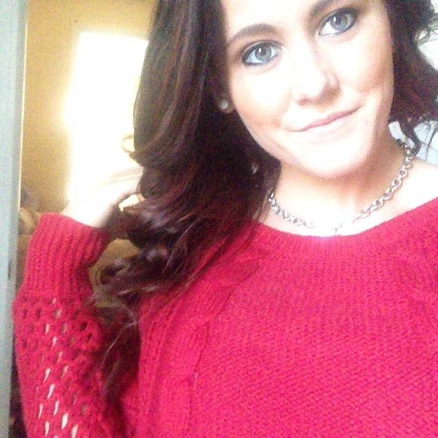 Jenelle Evans Shows Off Pregnancy Belly Ring (PHOTO)