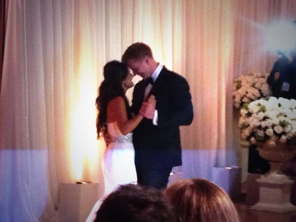 What Was Sean Lowe and Catherine Giudici's First Dance Song? Watch Them Dance!
