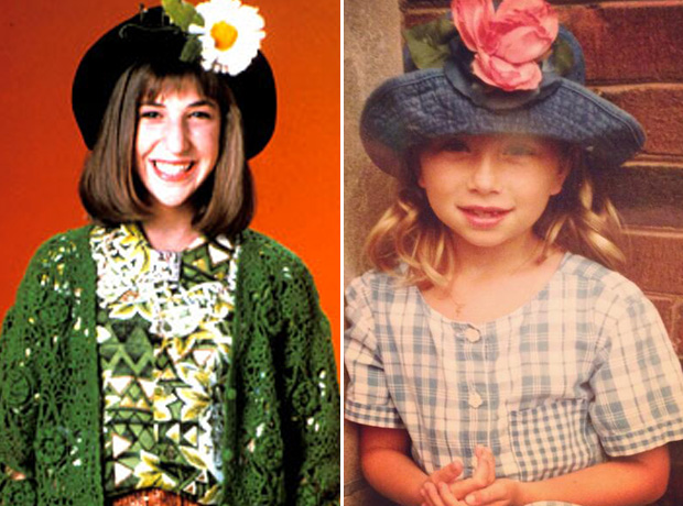 Which Reality TV Star Was Inspired by Blossom's Flowery Hat?