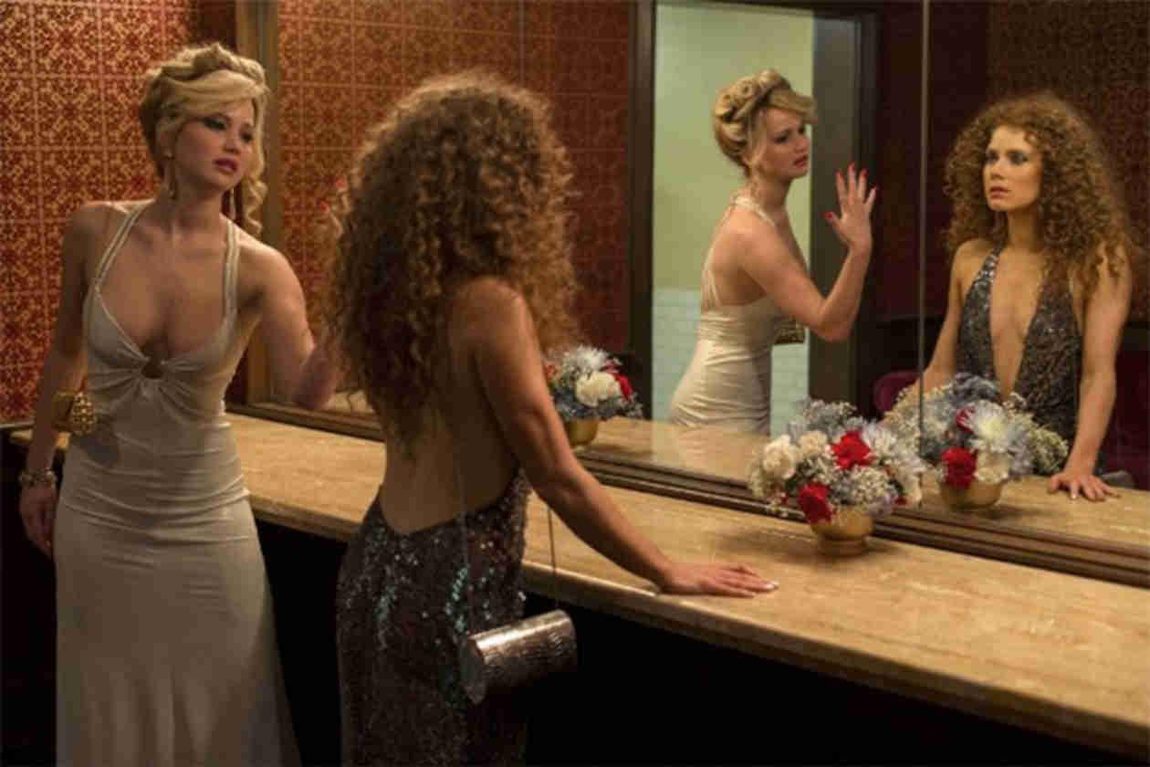 Amy Adams: Kissing Jennifer Lawrence in American Hustle Was My Idea (VIDEO)