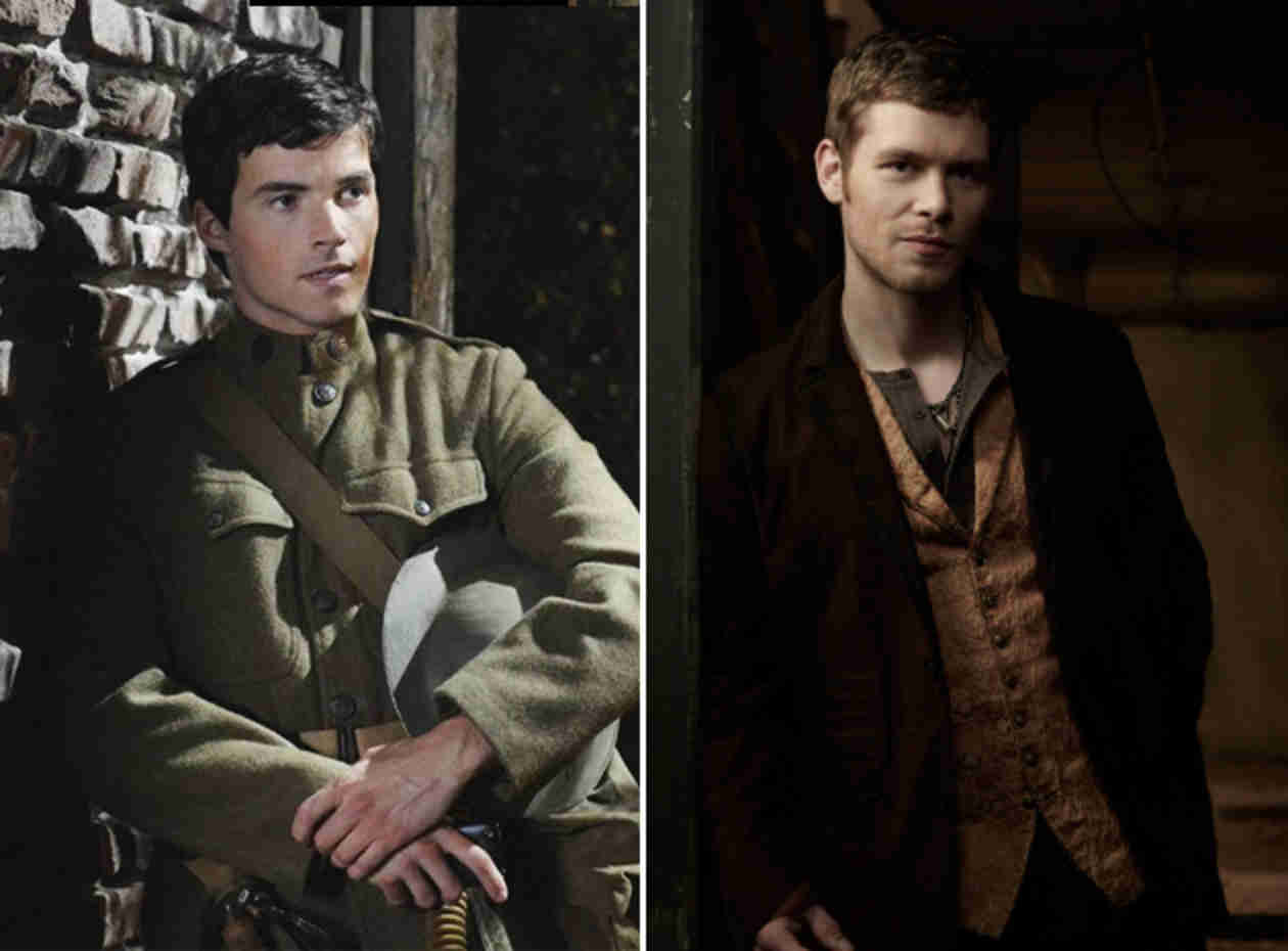 """Pretty Little Liars vs. The Originals: Who's More Terrifying — """"A"""" or Klaus?"""