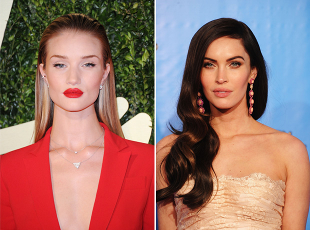 Megan Fox vs. Rosie Huntington-Whiteley — Who's the Hottest Transformers Leading Lady?