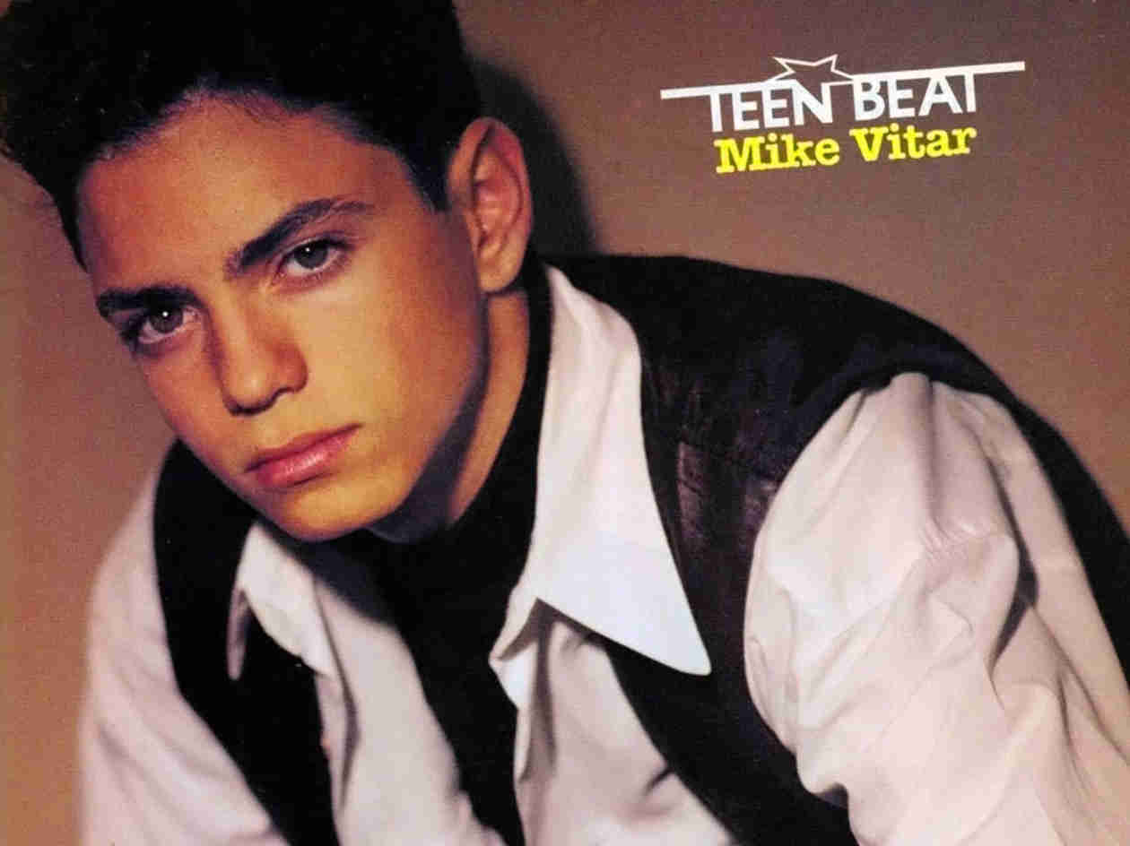 Teen Beat Tuesday: Mike Vitar