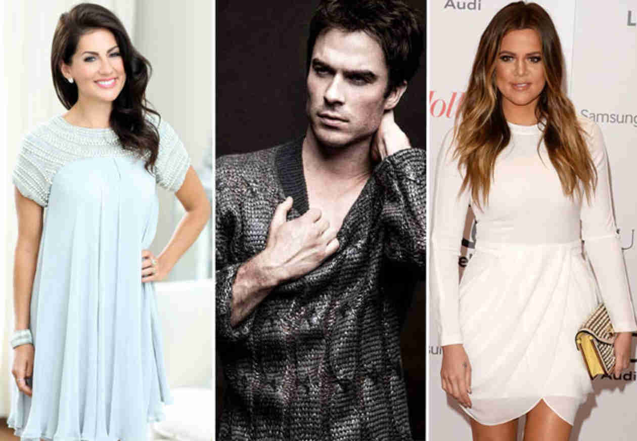 Celebrity New Year's Resolutions 2014: Healthy, Wealthy, and Wise