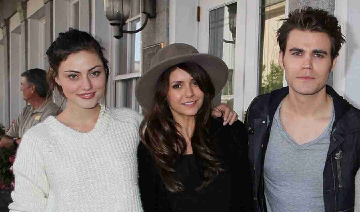 Nina Dobrev Receives Yummy Birthday Treat From Paul Wesley and Phoebe Tonkin (PHOTO)