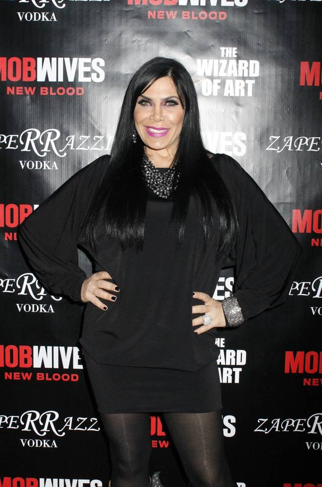 Mob Wives' Renee Graziano Looks Totally Different in Throwback Pic (PHOTO)