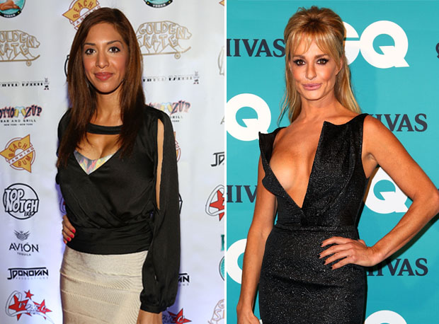 Farrah Abraham vs. Taylor Armstrong — Whose Side Are You On?