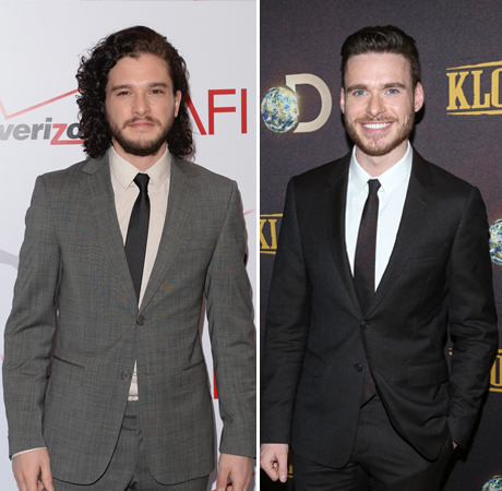 Game of Thrones: Are Richard Madden and Kit Harington Competing for the Same Role?