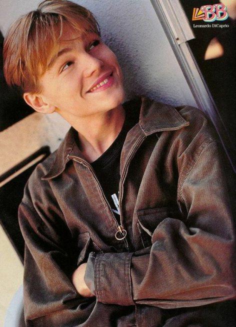 Teen Beat Tuesday: Leonardo DiCaprio