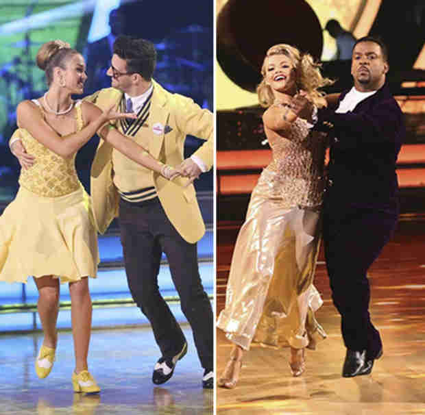 Who Will Go Home in Dancing With the Stars Semifinals — Tommy? Janel? Sadie?