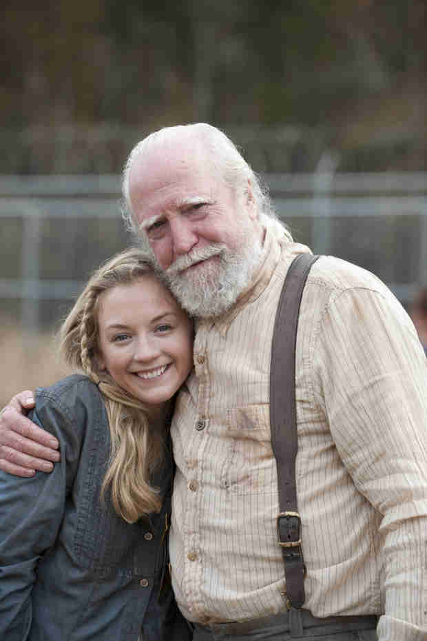 The Walking Dead Season 5 Midseason Finale Spoilers: Scott Wilson Spotted on Set For This Character's Last Episode?