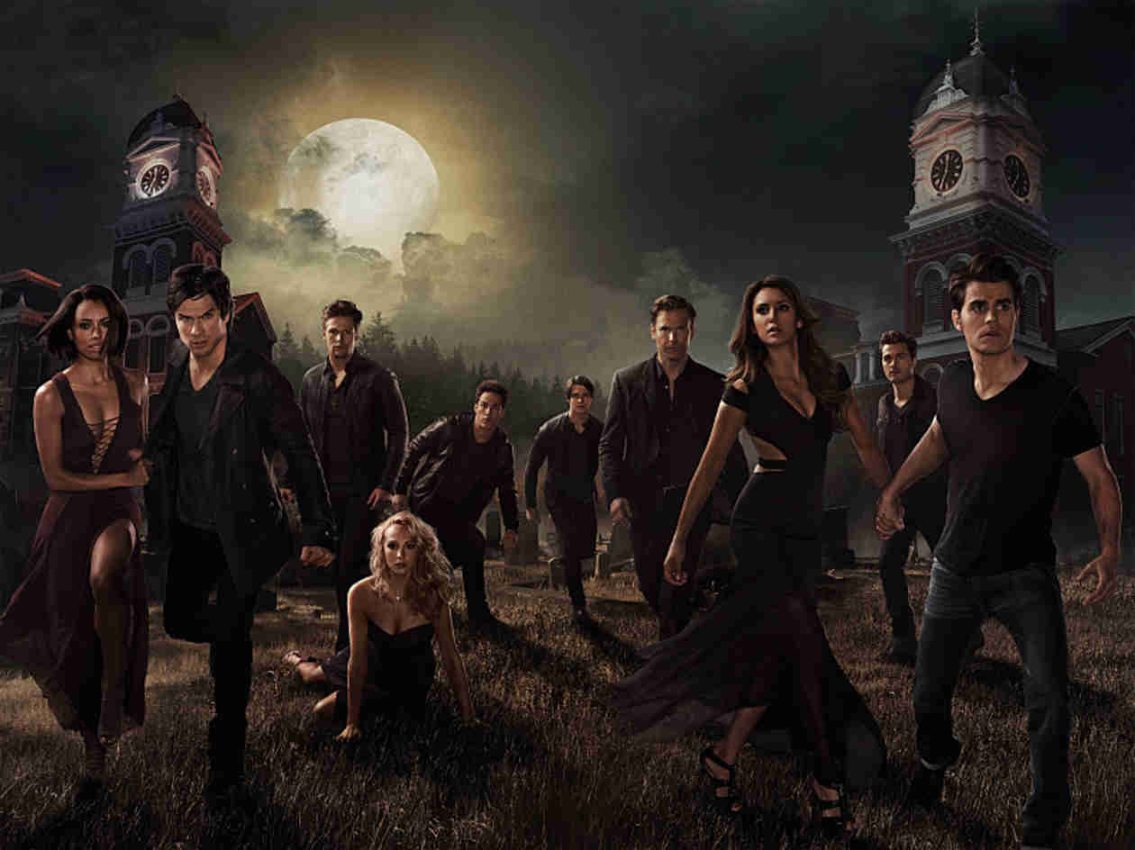 People's Choice Awards 2014: What Was The Vampire Diaries Nominated For?