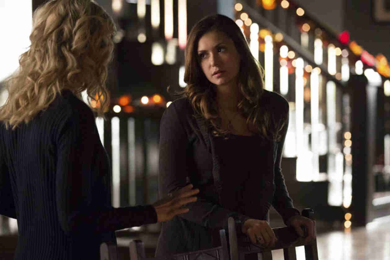 The Vampire Diaries Promo: Season 6, Episode 8 — Stefan Isn't Invited to Friendsgiving (VIDEO)