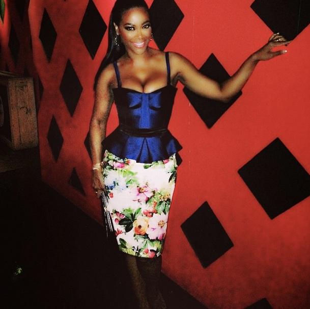 "Kenya Moore Slams NeNe Leakes' Looks: ""She's Not a Threat to Anyone's Marriage"""