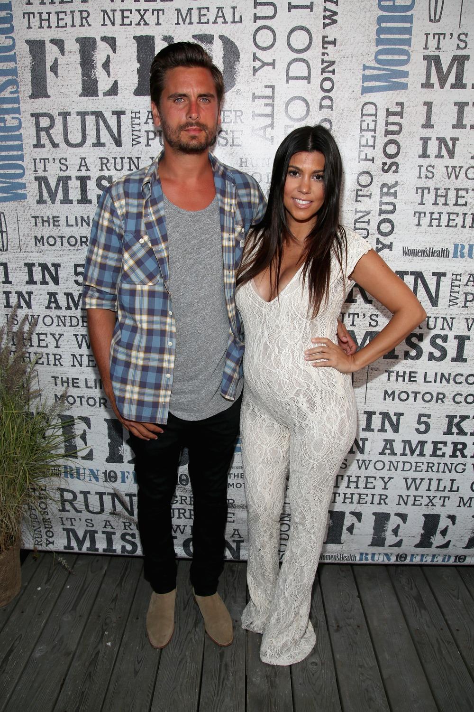 Kourtney Kardashian Won't Marry Scott Disick Because of His Partying —Report