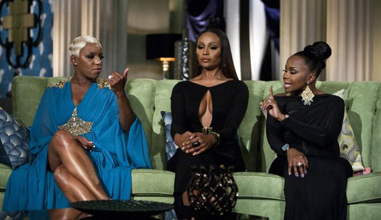 Phaedra Parks Says She Stays Out of NeNe Leakes and Cynthia Bailey's Friendship