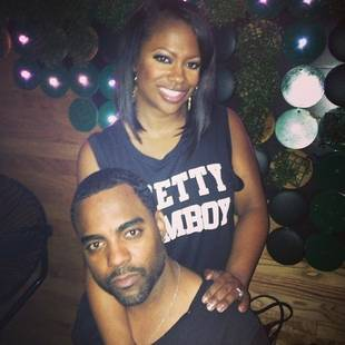 Todd Tucker Threatens to Leave Kandi Burruss Over Mama Joyce!