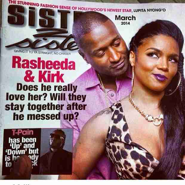 Rasheeda and Kirk Frost Cover Sister2Sister Magazine, Kirk Talks Lessons He's Learned (PHOTO)