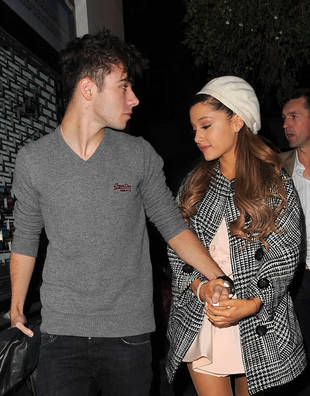 "Ariana Grande Finally Breaks Her Silence on Nathan Sykes Split: ""It Was Very Civil"""