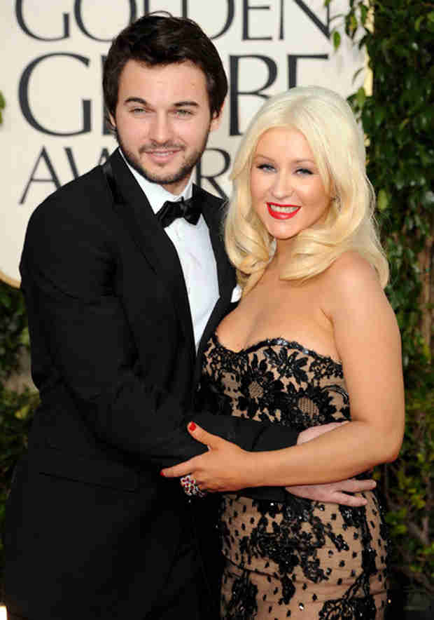 Christina Aguilera Pregnant! Matt Rutler's Mom Spilled the Beans