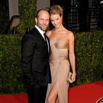 Is Rosie Huntington-Whiteley About to Marry Jason Statham?