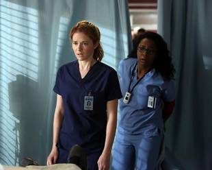 Grey's Anatomy's Jerrika Hinton: Stephanie's Devastated, But She Shouldn't Hate April