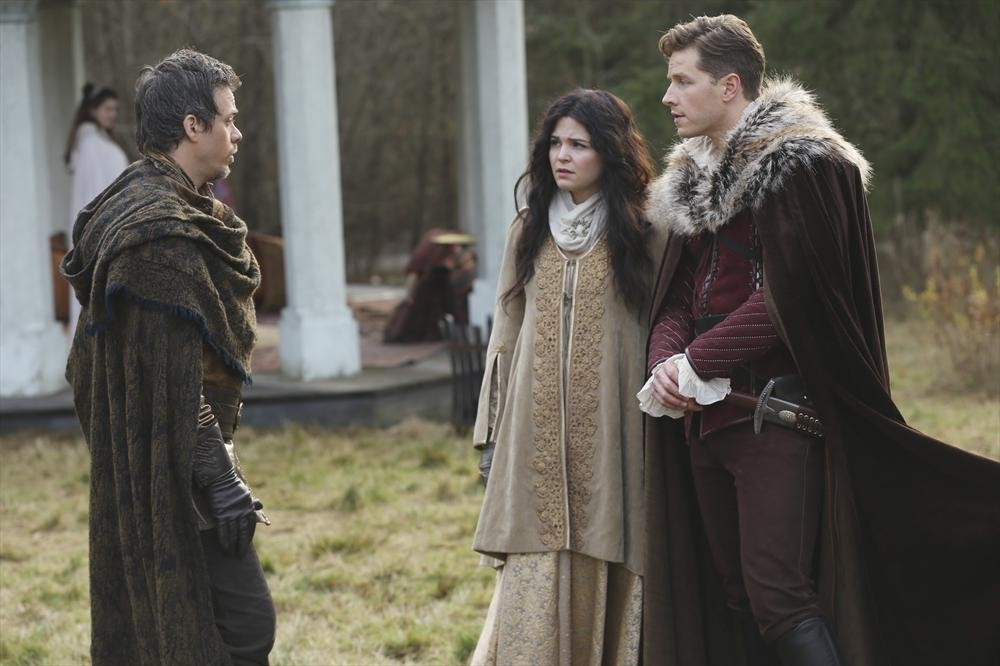 Once Upon a Time Season 3 Spoilers: Why Don't the Charmings Want Neal With Emma?