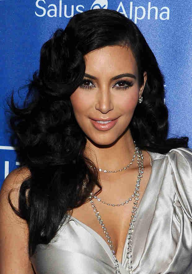Kim Kardashian Wants a Sexy Dress For Her Wedding to Kanye West —Report