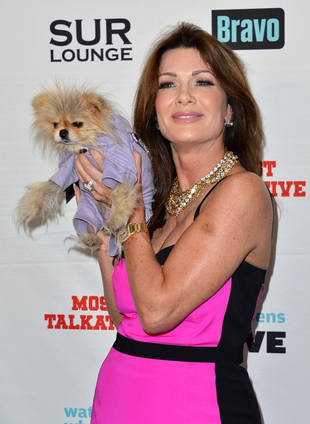 "Lisa Vanderpump Responds to Brandi Glanville's Claim That Giggy Is ""Medicated"""