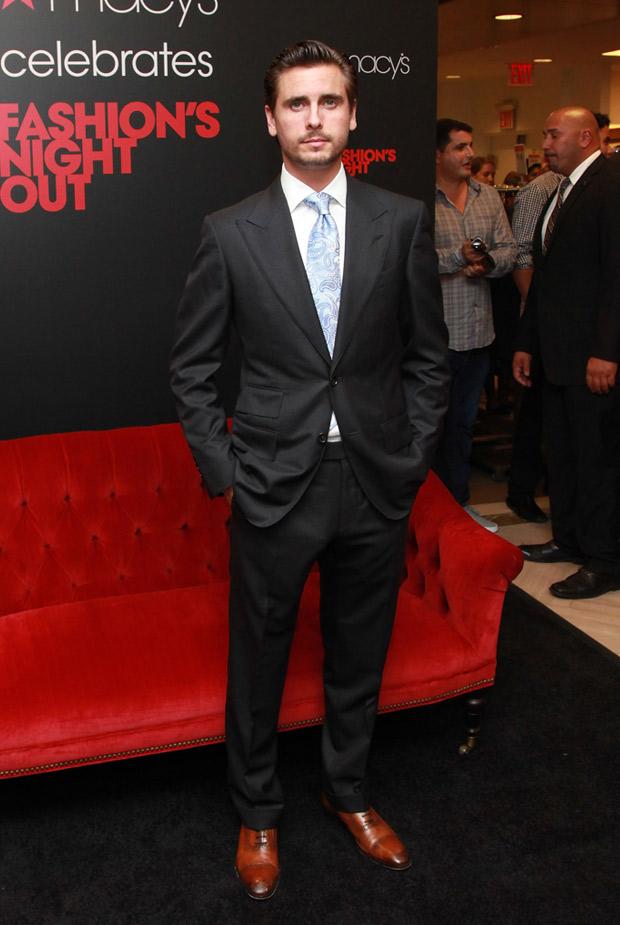 Scott Disick Launches Lawsuit Against Mercedes Benz