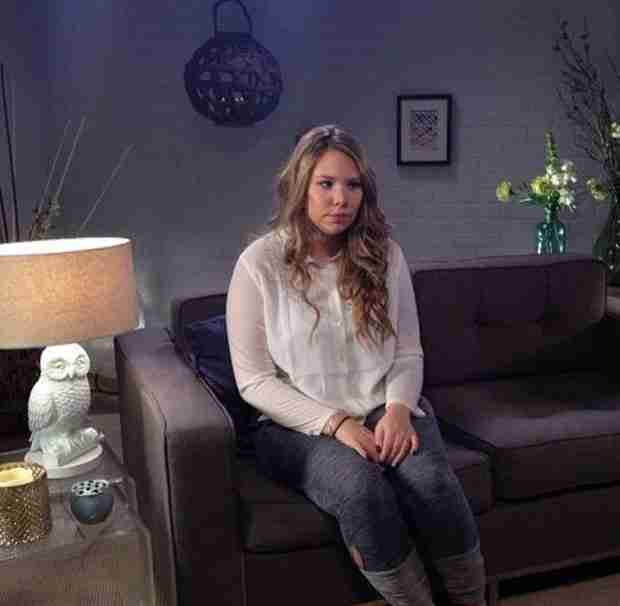 "Kailyn Lowry's New Book Deals With ""Addiction, Rape, and Being Abandoned"""
