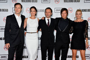 The Walking Dead Earns 5 Saturn Award Nominations — Congrats, Chandler Riggs, Melissa McBride, David Morrissey!