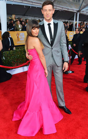 Lea Michele's First Valentine's Day Without Cory Monteith — She Reacts!