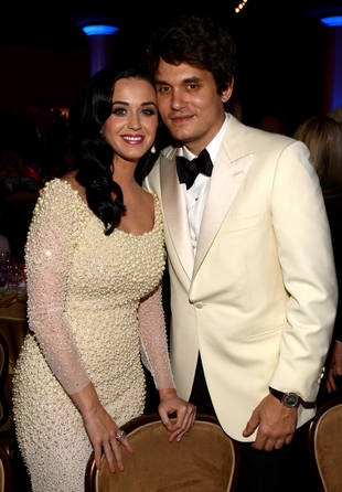 Katy Perry and John Mayer Renew Engagement Rumors After Valentine's Day Date