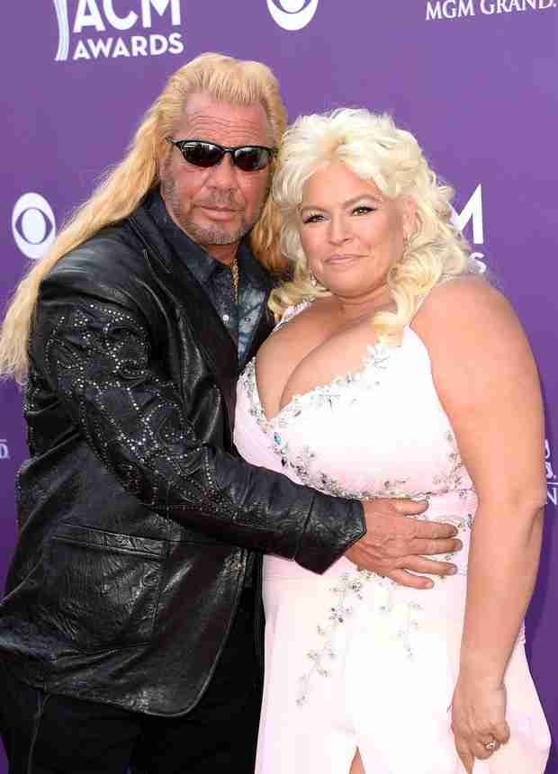 Dog the Bounty Hunter and Wife Beth Chapman in Hawaii Hit-and-Run Car Accident