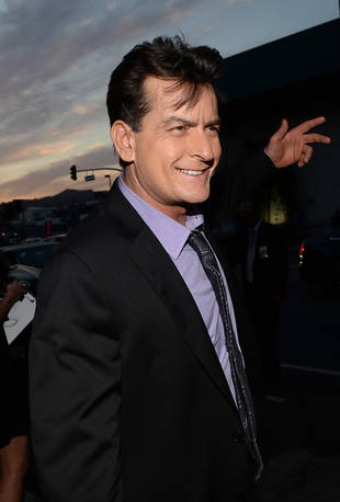 Charlie Sheen Gets Engaged to Porn Star Brett Rossi on Valentine's Day (Updated)