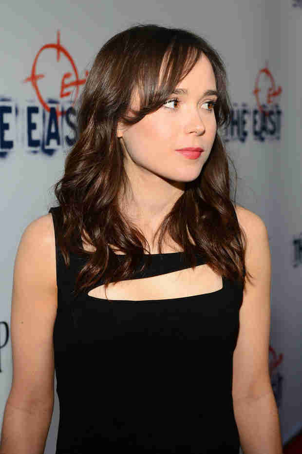 "Ellen Page is ""Profoundly Grateful"" For Support She's Received Since Coming Out"