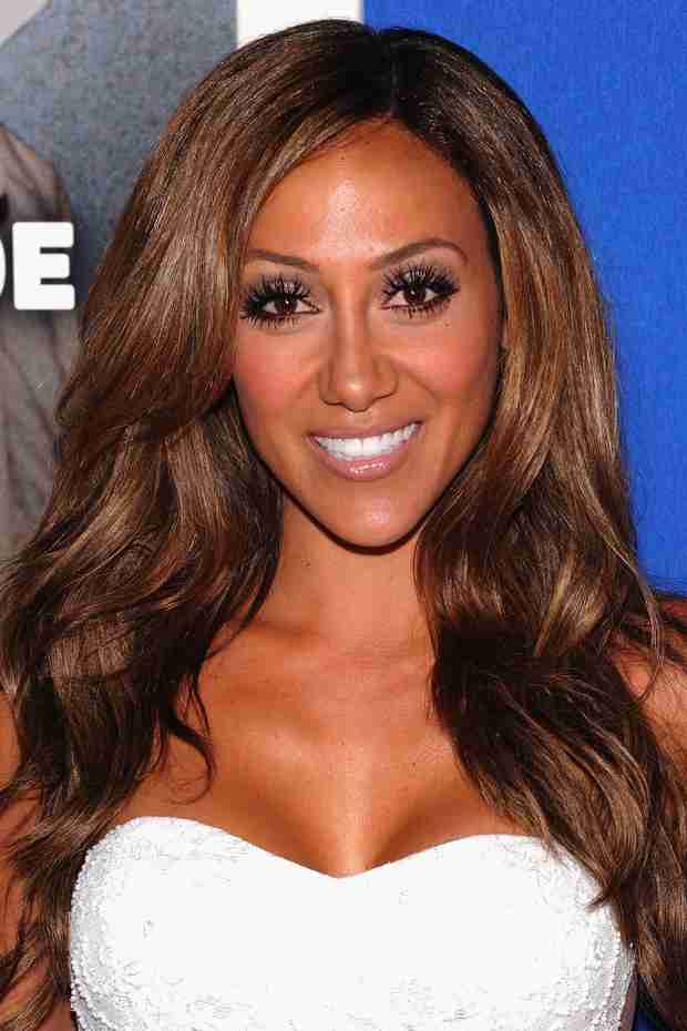 Melissa Gorga's Aunt Starts Chemo — Good Luck!