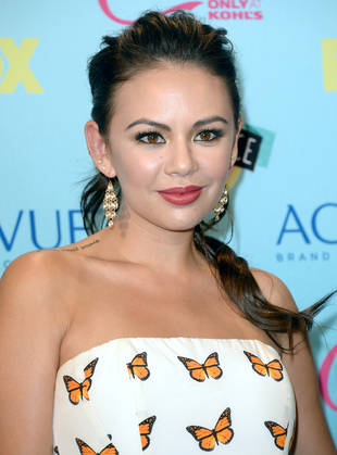 Pretty Little Liars Star Janel Parrish Lands Role on Drop Dead Diva