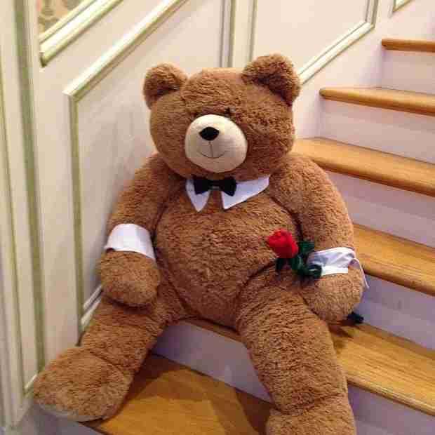 What Did Albert Get Caroline Manzo for Valentine's Day?