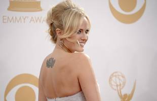 Malin Akerman Changes Up Her Tattoo — From Ex-Husband's Initials to Son's! (PHOTO)