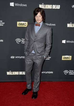 "Scott Gimple Praises The Walking Dead's Norman Reedus: ""He Always Surprises Me"""