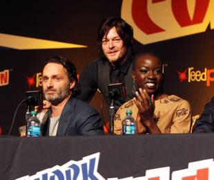 The Walking Dead Season 4: Cast to Appear on Conan Tonight, February 6!